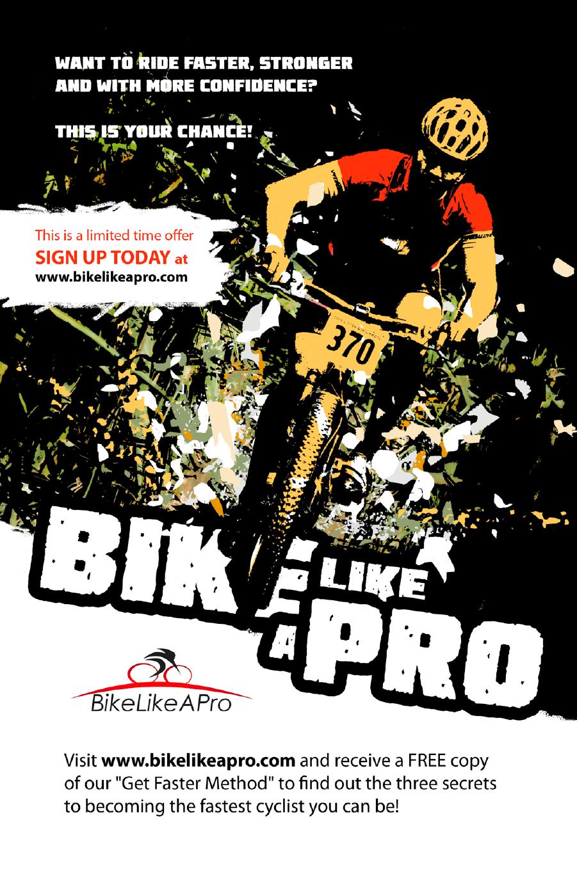 Bike Like A Pro Showcase